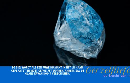 ruwe diamant
