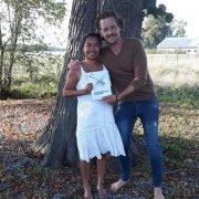 Jennifer Ronoreso met Robert Bridgeman
