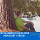 ontspannen in de natuur reduceert stress