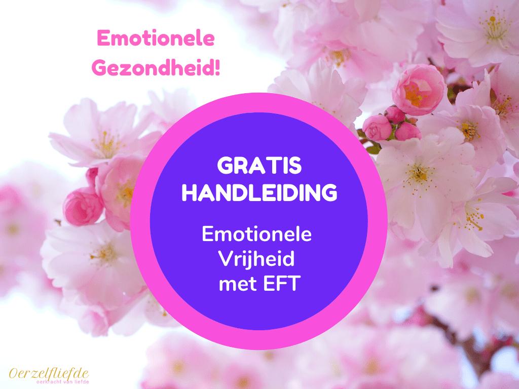 Emotionele Vrijheid met EFT