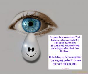 Voordelen van huilen