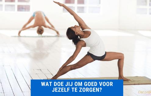 Oerzelfliefde Lichter Leven yoga